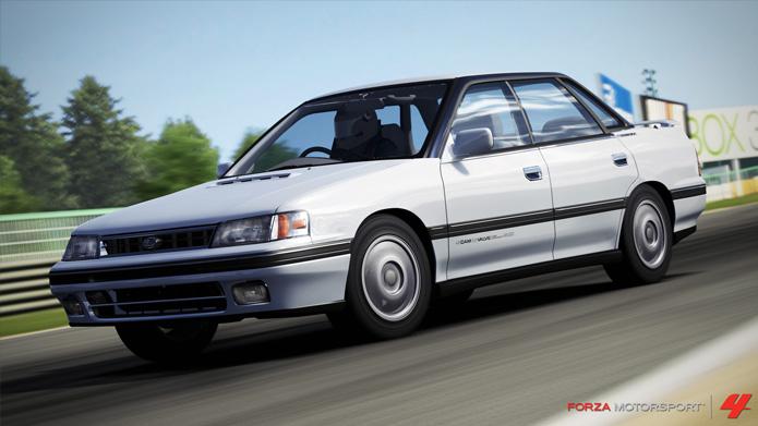 1990 Subaru Legacy RS
