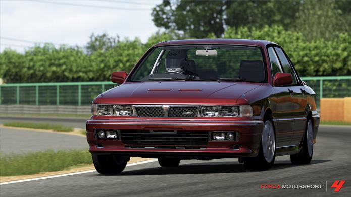 1992 Mitsubishi Galant VR-4