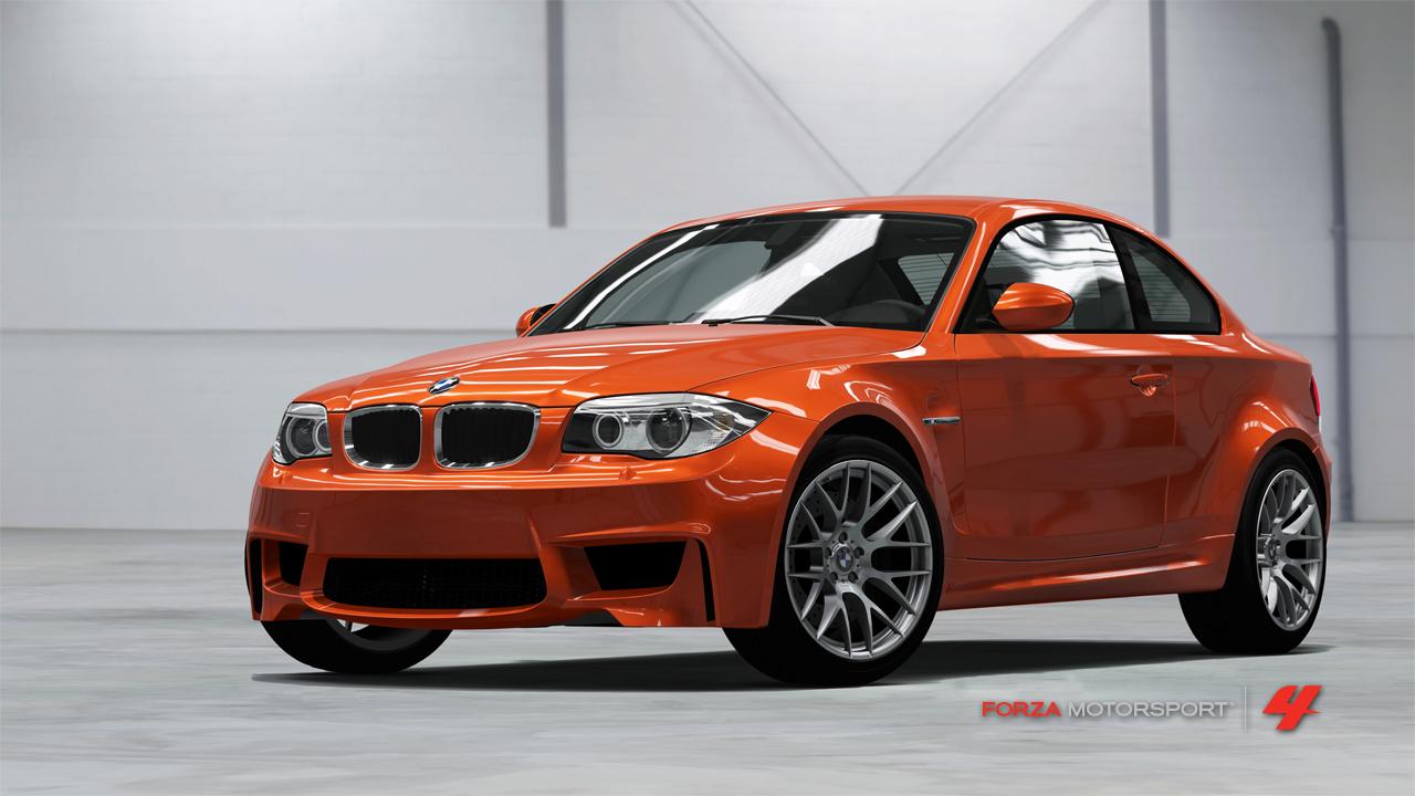 Forza FOURza FM4_2011_BMW_1MCoupe_Preorder