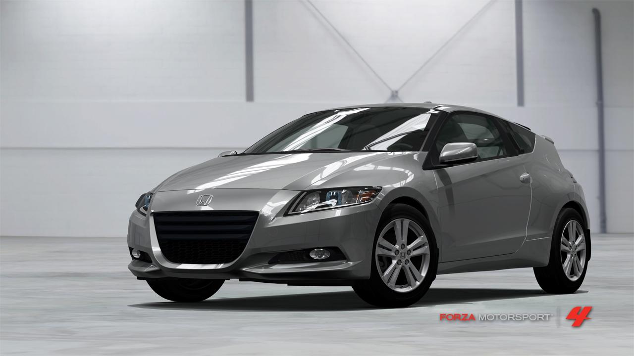 Forza FOURza FM4_2011_Honda_CR-Z_Preorder