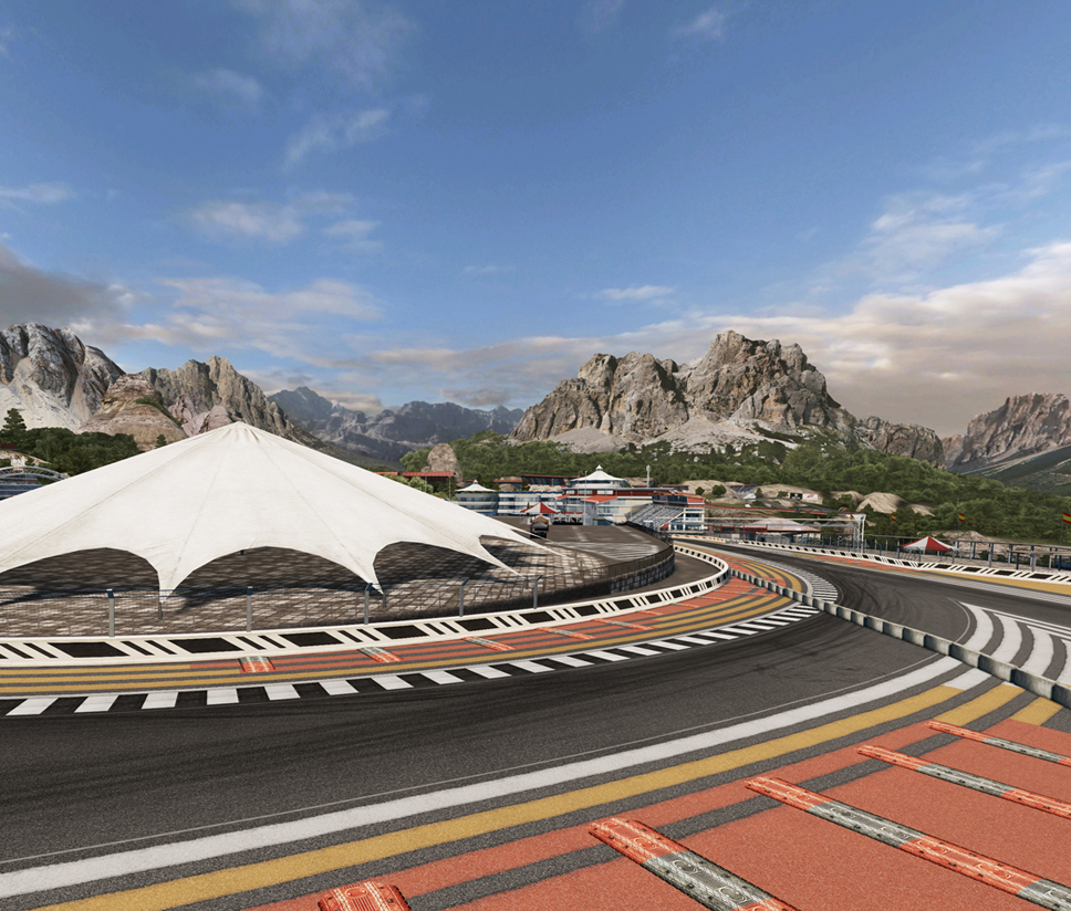Ladera Test Track
