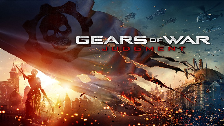 judgment default hero Pre Orders now available for Gears of War: Judgment