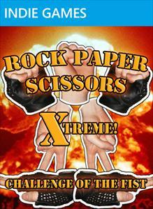 Rock Paper Scissors Xtreme!