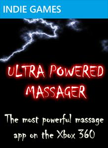 ULTRA-POWERED MASSAGER!