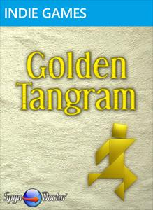 Golden Tangram