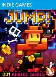 Arkedo Series - 01 JUMP!