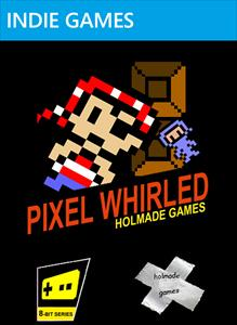 Pixel Whirled