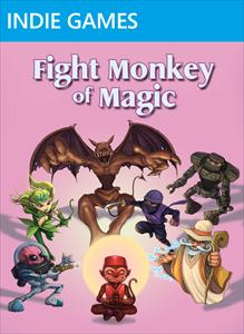 Fight Monkey of Magic