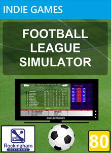 Football League Simulator