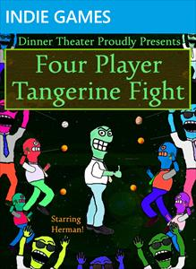 Four Player Tangerine Fight