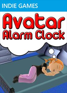 Avatar Alarm Clock