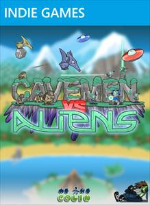 Cavemen Vs Aliens
