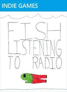Fish Listening to Radio