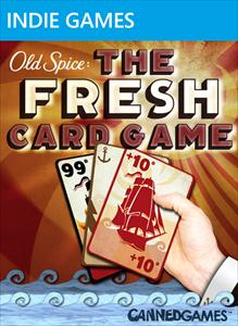 Old Spice: Fresh Card Game