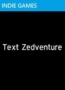 Text Zedventure