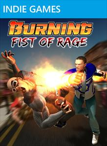 Burning Fist of Rage