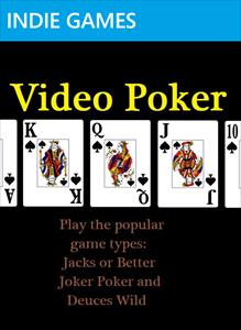 ... Mature Content=3/3. A home version of the casino game Video Poker.