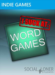 I Suck At: Word Games
