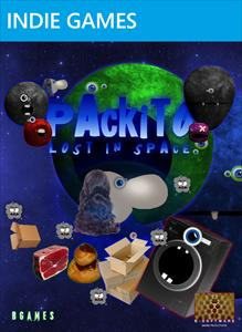 Packito lost in space