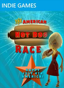The American Hot Dog Race
