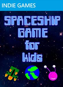 Spaceship Game for Kids