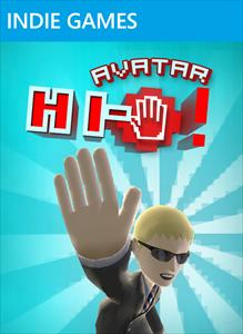 Avatar High Five