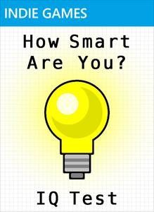 How Smart Are You? IQ Test