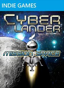 Cyber Lander: Mission Space