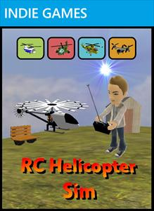RC Helicopter Sim