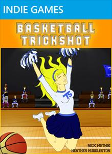 Basketball Trick Shot