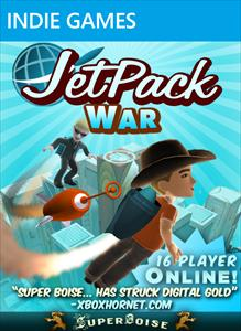 Jet Pack War