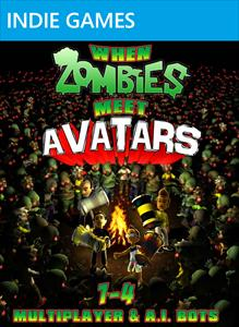 When Zombies Meet Avatars