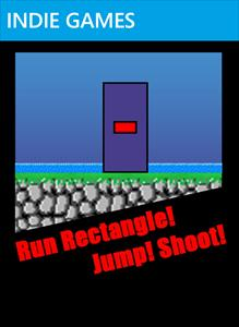 Run Rectangle! Jump! Shoot!