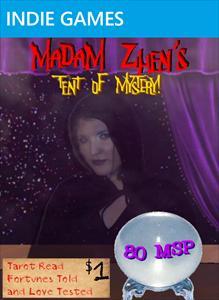 Madam Zhen's Tent of MYSTERY!
