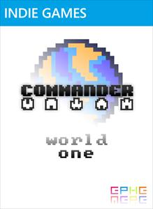 Commander - World 1