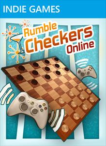 Rumble Checkers Online