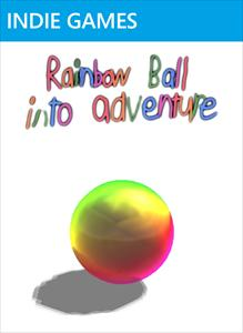 Rainbow Ball into Adventure