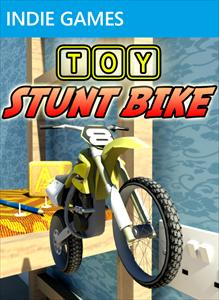 Toy Stunt Bike