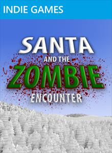Santa And The Zombie Encounter