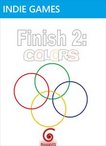 Finish 2: Colors