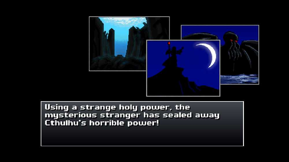 Image from Cthulhu Saves the World