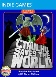 Cthulhu Saves the World