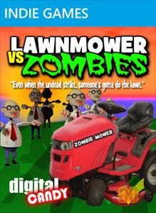Lawnmower Vs. Zombies