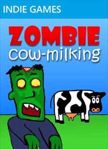 Zombie Cow-Milking