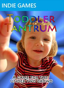 Toddler Tantrum!