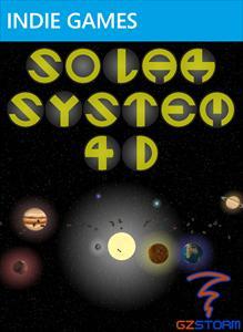 Solar System 4D