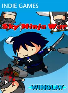 Sky Ninja War