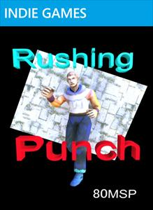 Rushing Punch<ラッシングパンチ>