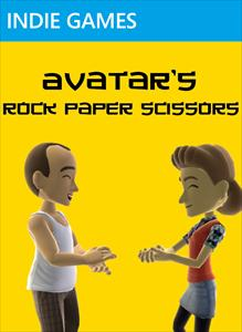 Avatar's Rock Paper Scissors