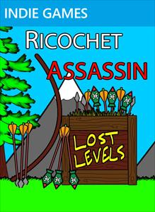 Ricochet Assassin Lost Levels